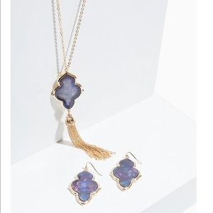 Torrid Earring and Necklace Set